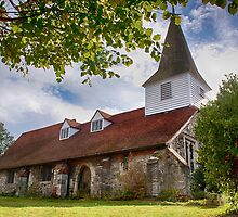 St Peter and St Paul Horndon On The HIll by Dave Godden
