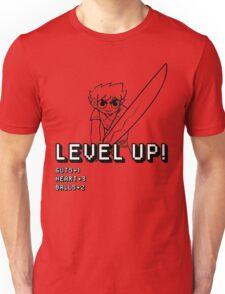 Level Up (w/ Scott Pilgrim) Unisex T-Shirt