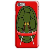 TMNT Raphael Shell Case iPhone Case/Skin