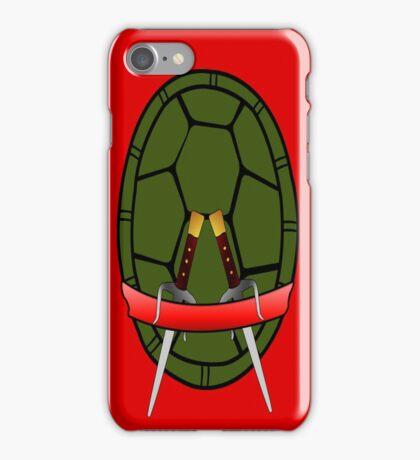 TMNT Raphael Shell Case iPhone Case/Skin