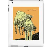 deliquescing iPad Case/Skin