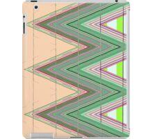 Zig ZAG iPad Case/Skin