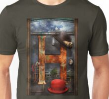 Steampunk - Alphabet - H is for Hats Unisex T-Shirt