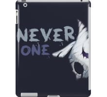 Never One Lamb Kindred (part) iPad Case/Skin