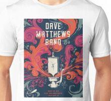 Dave Matthews Band, Tour 2016, Sleep Train Amphitheatre Chula Vista CA Unisex T-Shirt