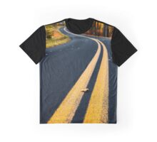 road in autumn Graphic T-Shirt