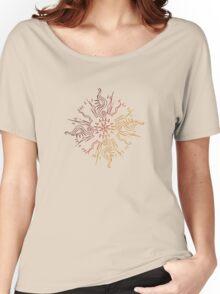 Sun Women's Relaxed Fit T-Shirt