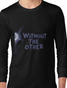 Without the other Wolf Kindred (part) Long Sleeve T-Shirt