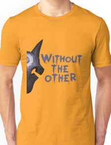 Without the other Wolf Kindred (part) Unisex T-Shirt