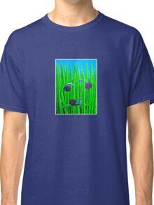 Three Sliding Snails Classic T-Shirt