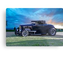 1932 Ford Hot Rod Roadster Metal Print
