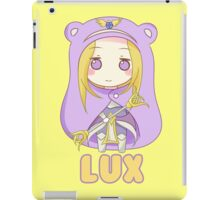 Lux Chibi iPad Case/Skin