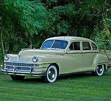 1946 Chrysler Windsor Sedan by DaveKoontz