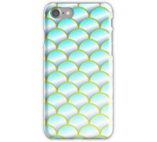 Mermaid or Fish Scales Pattern iPhone Case/Skin