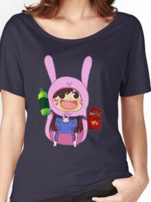 OVERWATCH D VA Women's Relaxed Fit T-Shirt
