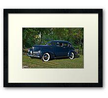 1939 Studebaker Commander Sedan Framed Print