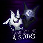 Lamb tell me a story Kindred by Hinata Lexy Lin