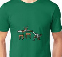 Epic Hunting - Green Unisex T-Shirt