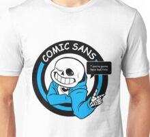 Undertale - Comic Sans Unisex T-Shirt