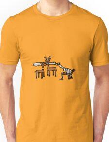 Epic Hunting - Gold Unisex T-Shirt