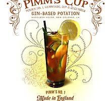 Pimm's Cup by midnightboheme