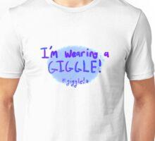 I'm Wearing A Giggle! Unisex T-Shirt