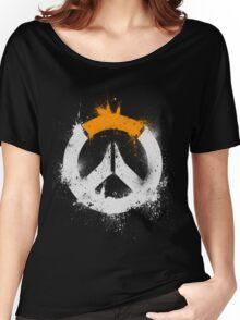OVERWATCH LOGO Women's Relaxed Fit T-Shirt