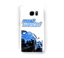 Most Wanted  Samsung Galaxy Case/Skin