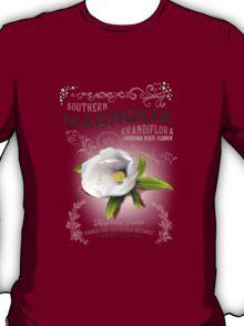 Louisiana Magnolia T-Shirt