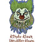 Kthulu Klown II by morphfix