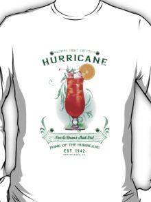 New Orleans Hurricane Cocktail T-Shirt