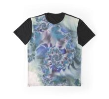 Blue on Blue Graphic T-Shirt