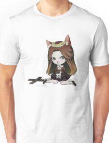 Cat Puppet - Creepy but cute Unisex T-Shirt