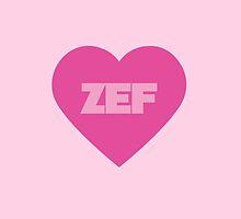 Die Antwoord Style ZEF Design. by Elys XXI
