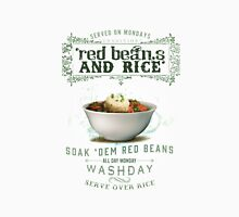 Red Beans and Rice Unisex T-Shirt