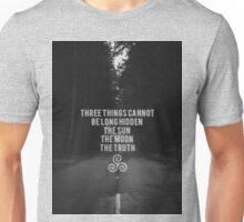 The Sun The Moon The Truth Unisex T-Shirt