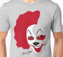 Halloween Clown Trick or Treat Unisex T-Shirt
