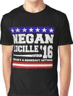Negan 2016 Campaign Shirt Graphic T-Shirt