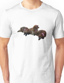Fashion Dogs Unisex T-Shirt