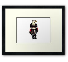 Sailor Jerry Eagle Framed Print