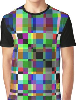 Pastel Party Graphic T-Shirt