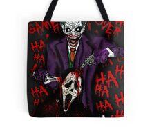 Joker vs. Ghost Face Tote Bag