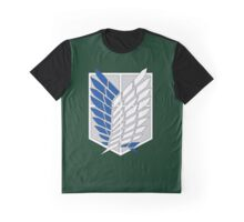 Scouts - Attack On Titan [Shingeki No Kyojin] Graphic T-Shirt