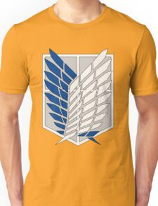 Scouts - Attack On Titan [Shingeki No Kyojin] Unisex T-Shirt