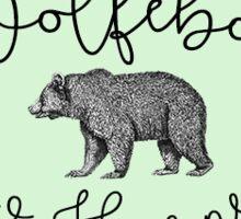 Wolfeboro New Hampshire Sticker
