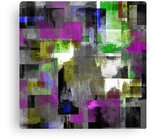 Vivid Texture Canvas Print