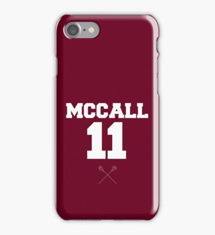 McCall 11 iPhone Case/Skin