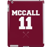 McCall 11 iPad Case/Skin