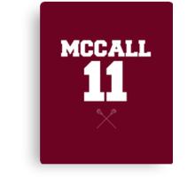 McCall 11 Canvas Print