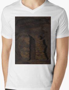 NUCLEI  (Damaged) Mens V-Neck T-Shirt